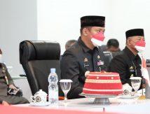 RPJMD 2021-2026 Ditetapkan, Ini Isi Pesan Bupati Adnan