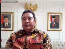 Parade Budaya Nusantara dan Perlombaan Tiktok Prokes 5M Ala Kemendagri