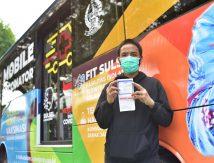 Mobile Vaccinator Diserbu, 53 Ribu Anak Sekolah di Sulsel Sudah Divaksin