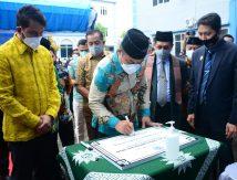 Harapan Plt Gubernur Sulsel Pembangunan Gedung Berlantai 9 IAIM Sinjai