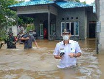 Astaga, 8.355 Rumah Warga Tiga Kabupaten Kebanjiran