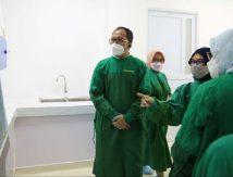 DP Cek Lab PCR Makassar Recover di RSUD Daya, Mampu Deteksi 4 Varian Baru Covid 19