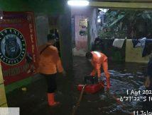 Bogor Diterjang Banjir, Sukabumi Longsor