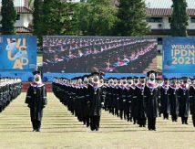 Lulusan Terbaik IPDN Ada dari Sulawesi, Ini Sosoknya