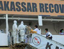 Isolasi Apung KM Umsini Beroperasi di Makassar, Target Sembuh 10 Hari