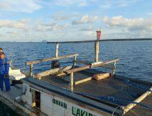 Polres Tegas! Lima Pelaku Trawl di Bone Dibekuk Polisi