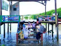 Gandeng Ocean Trip Makassar, Yayasan Hadji Kalla Hadirkan Belajar Kelestarian Lingkungan Pesisir