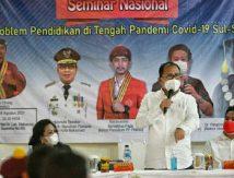 Jurus Sakti Danny Tangani Masalah Pendidikan di Masa Pandemi Makassar