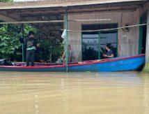 Perkembangan Banjir di Tanah Bumbu