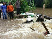 Begini Kondisi Daerah Terdampak Banjir di Asahan