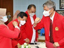 Delapan Orang Panaskan Balon Rektor Unhas, Ini Nama-namanya