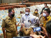Kabar Gembira! Wali Kota Danny: Paket Sembako Keluarga Terdampak Covid Siap Disalurkan