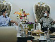 Ungkapan Khusus Direktur Utama BPJS Ketenagakerjaan untuk Plt Gubernur Sulsel