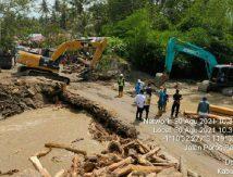 Kondisi Pasca Banjir Bandang Terjang Sigi