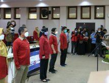 Wali Kota Danny Lantik Pengurus Forum Multi Sektor, Ini Tugasnya