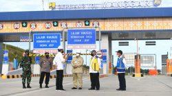 Jokowi Resmikan Resmikan Ruas Tol Balikpapan-Samarinda (2)