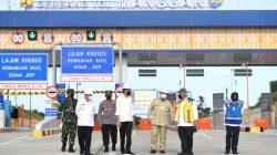 Jokowi Resmikan Resmikan Ruas Tol Balikpapan-Samarinda (3)