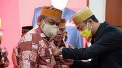 FOTO: Andi Rio Lantik dan Kukuhkan Pengurus KKM Bone Sulawesi Selatan