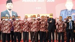 Pelantikan dan Pengukuhan Pengurus KKM Bone Sulawesi Selatan (4)