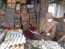 Hasil Monitoring Harga Pangan di Pasar Bone; Ada Naik dan Turun, Simak Selengkapnya