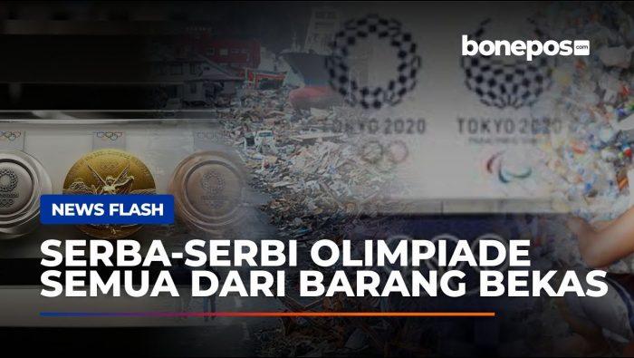 VIDEO: Fakta Mengejutkan Serba-serbi Olimpiade Tokyo 2020
