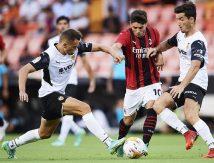 Hanya Adu Pinalti, Valencia Taklukkan AC Milan