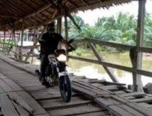 Bisnis Jembatan Berbayar di Luwu Utara; Tarif Rp2 Ribu Hingga Rp150 Ribu
