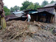 Banjir dan Longsor di Mamasa, Berikut Daerah Terdampak