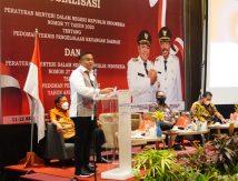 Teknis Penyusunan APBD Bone Tahun 2022 Dibahas di Hotel Makassar