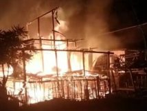 Rumah Hakim di Jeneponto Terbakar, 18 Nyawa Mati Terpanggang