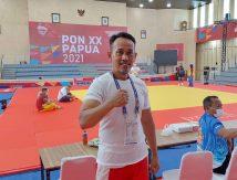Kasatpol PP Bone Jadi Wasit di PON XX Papua, Akbar: Pengalaman Pertama!