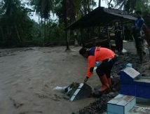 Tanggamus Dilanda Banjir: Lima Desa Terdampak, Dua Rumah Rusak Berat