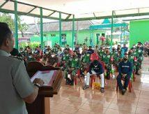 Atasi Daerah Rawan Pangan, Kadis Asman Libatkan Babinsa Intervensi
