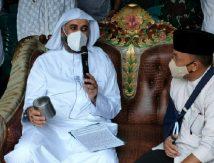 Syekh Muhammad Jaber Beri Hadiah Bupati Bantaeng, Penasaran?