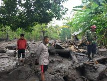 NTT Banjir Bandang: Dua Warga Meninggal dan Satu Orang Hilang