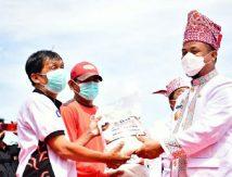3 Tahun, Pemprov Gelontorkan Rp285 Miliar untuk Tana Toraja