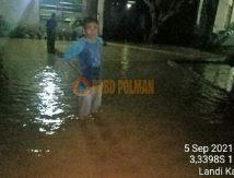 Banjir Rendam Dua Desa, 330 Jiwa Terdampak