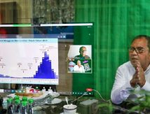 Kupas Strategi Makassar Lawan Covid-19 Bersama Danny Pomanto
