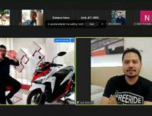 Blogger Iwan Banaran Serukan Ngoprek Special Edition Ala Asmo Sulsel