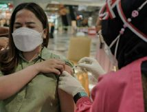 Komitmen, MaRI Vaksinasi Massal  Dosis Pertama dan Kedua