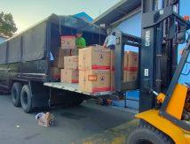 Jelang PON XX, BNPB Suntik 350 Ribu Masker di Mimika