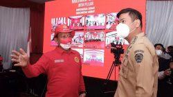 Momen Bupati Adnan Pantau Vaksinasi Pelajar di Gowa (3)