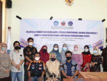 Tim PKM PNUP Gelar Pelatihan Pembuatan Skema Administrasi Profesional Jenjang Kualifikasi