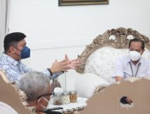 Bupati Adnan Siap Kolaborasi Benahi Permukiman Kawasan DAS Jeneberang