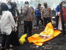 Innalillahi, Kebakaran di Jeneponto Tewaskan Pria 80 Tahun