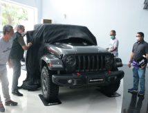 Jeep Gladiator JT, Mobil Tangguh Berteknologi Modern