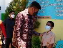 Gandeng Kwarda Pramuka Sulsel, Pemkab Gowa Pacu Vaksinasi Pelajar