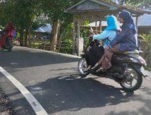 """Masyarakat Dusun Kolasa Akhiri """"Puasa"""" Jalan Mulus"""