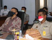 Bareng Kepala BPN Selayar, Bupati Basli Hadiri Penyerahan Sertifikat Tanah
