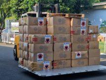 Sukseskan PON XX Papua! BNPB Suntik 3 Juta Masker